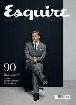 Esquire №90 (Июль-август) 2013
